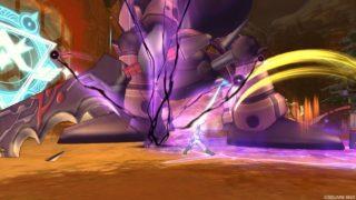紫炎の滅機将シュバ アストルティア防衛軍