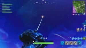 フォートナイト ロケット発射