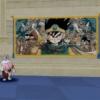 大魔王ゾーマへの挑戦 壁掛けDQIIIの絵
