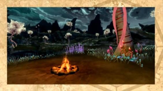 ドラクエ10 バージョン5「いばらの巫女と滅びの神」