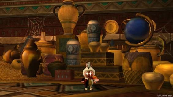 第2回ファラオの隠し財宝 秘密の宝物庫