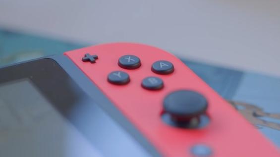 Switchのジョイコン
