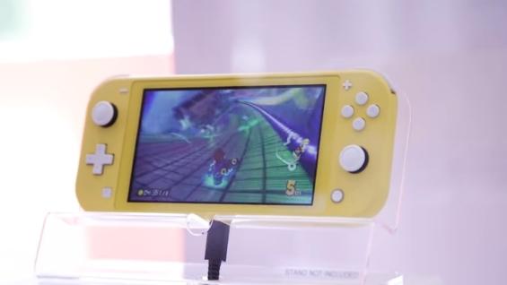 Nintendo Switch Liteでのマリオカート8DX