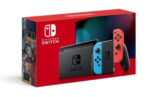 バッテリー時間が伸びた新型NintendoSwitch