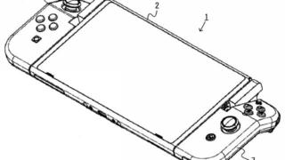 折り曲げられるJoy-Conの特許申請画像