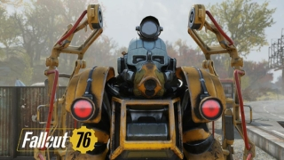 Fallout76のエクスカベーターパワーアーマー