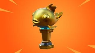 フォートナイトのMythic Goldfish(ミシックゴールドフィッシュ)
