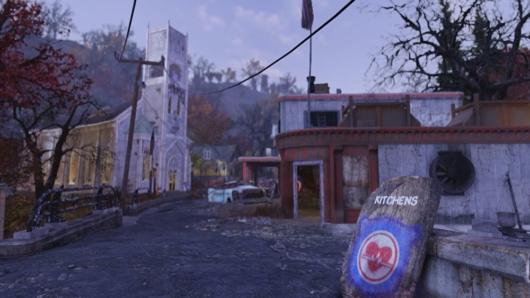 Fallout76のフラットウッズ