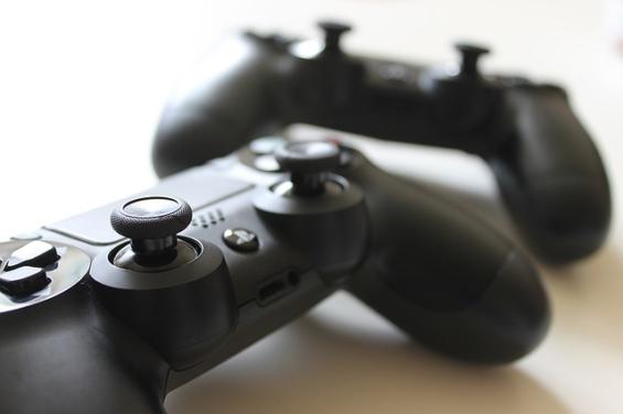 PS4のコントローラーdualshock4