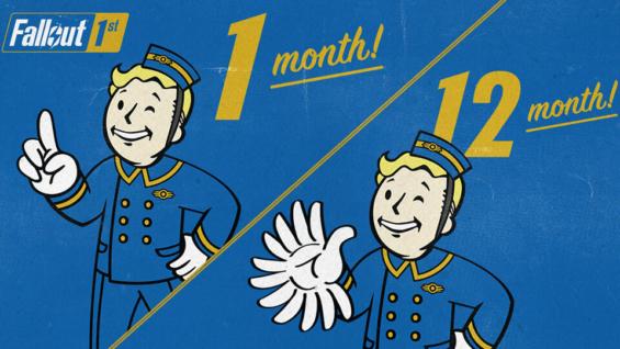 Fallout 1stのメンバーシップ