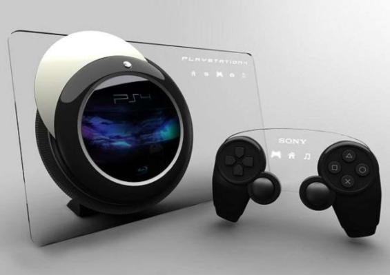PS4の想像図