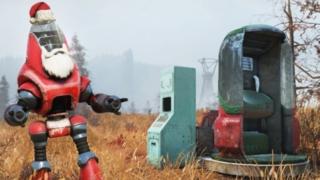 Fallout 76のサンタトロン