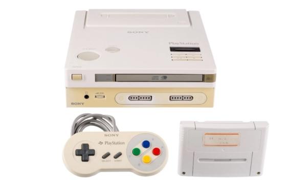 Nintendo PlayStation(ニンテンドープレイステーション)の画像