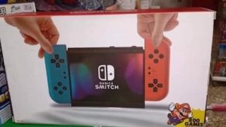 偽物のNintendo Switch「Nanica Smitch」