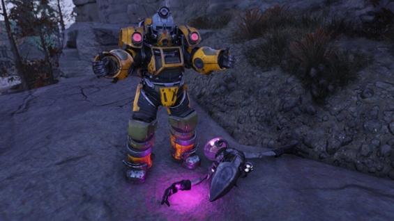 Fallout 76のフラットウッズモンスター