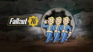 Fallout 76のボルトボーイのイメージ
