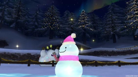 クリスマスイベント2019「ツリーは白銀に消ゆ」」