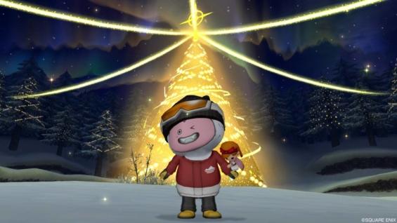 クリスマスイベント2019「ツリーは白銀に消ゆ」の衣装