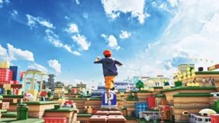 USJの任天堂エリアミュージックビデオ