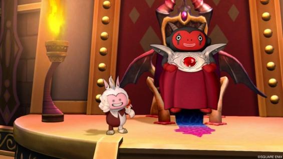 魔仙卿とバルカズ