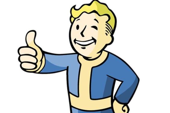 Falloutのボルトボーイ