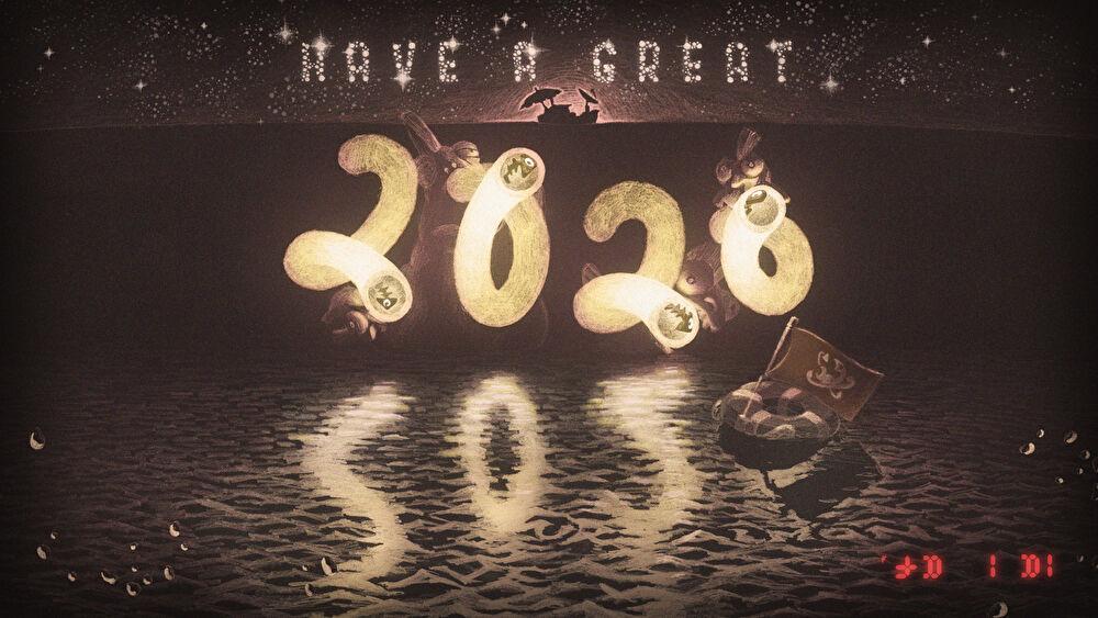 スプラトゥーン2新年の挨拶とメッセージ