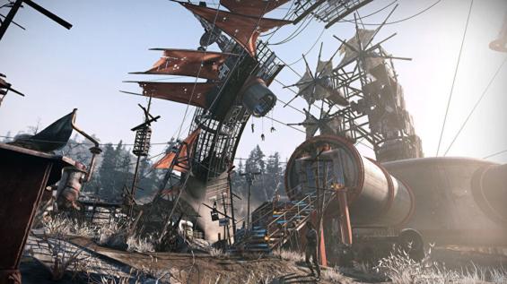 Fallout 76ウェイストランダーズで登場するレイダー派閥