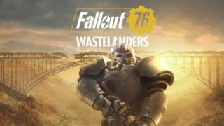 Fallout76 ウェイストランダーズのトレーラー