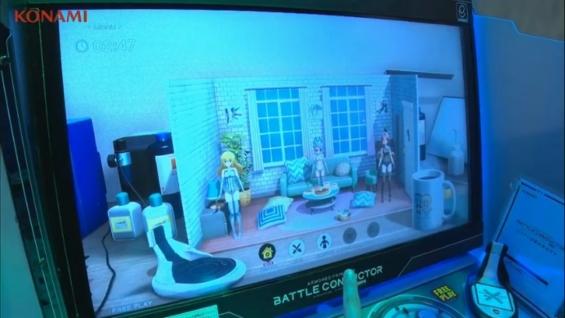 武装神姫 アーマードプリンセス バトルコンダクターのデモプレイ