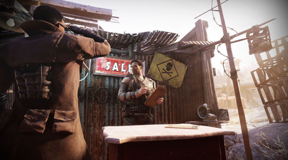 「Fallout 76」ウェイストランダーズの評判システム