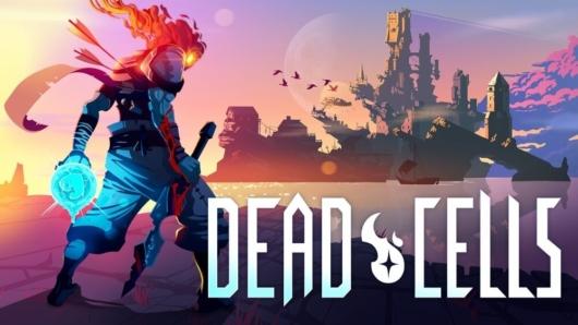 「Dead Cells(デッドセルズ)」のメインビジュアル