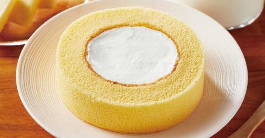 プレミアムロールケーキの写真