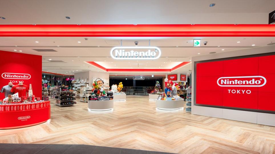 NintendoTOKYO (ニンテンドートウキョウのトップページ)