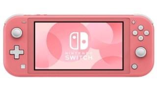 Nintendo Switch Lite「コーラル」