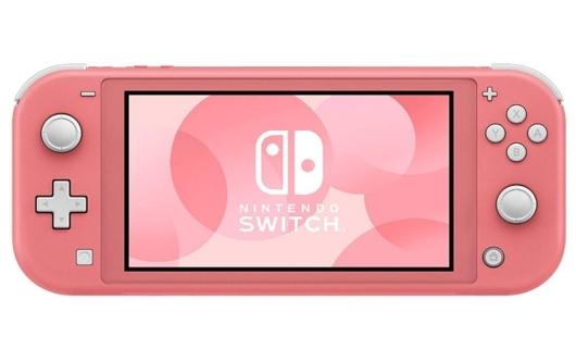 Nintendo Switch Lite「コーラル」