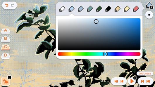 Switch版うごくメモ帳のリークとされる画像