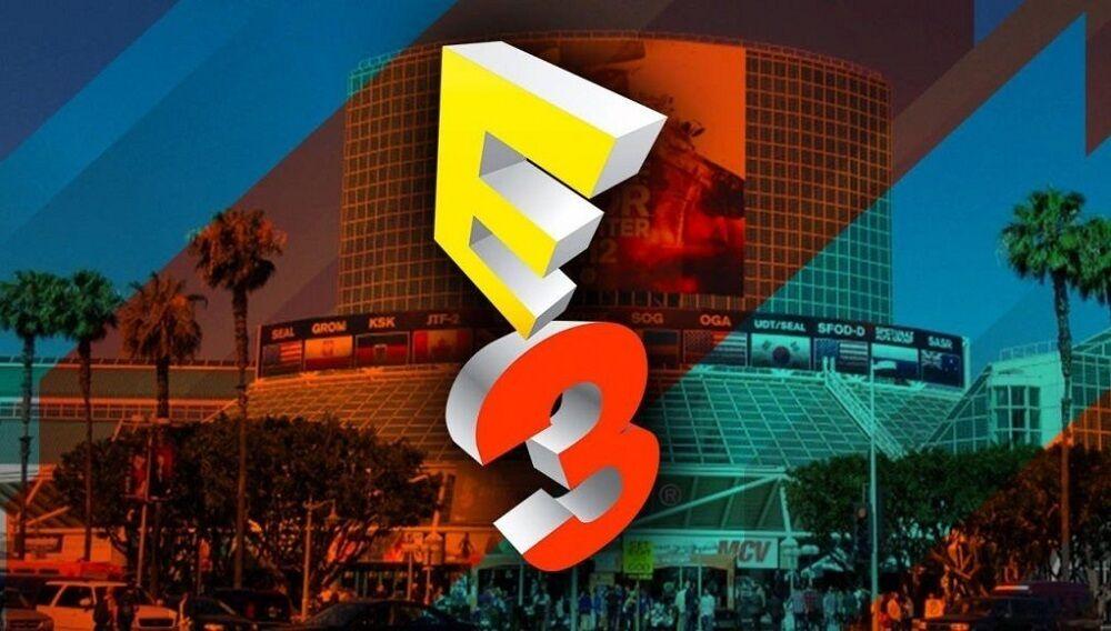 E3のロゴ