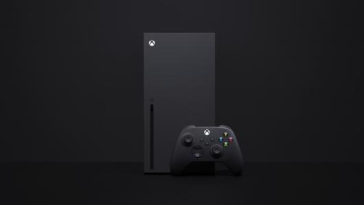 Xbox Series Xの外観