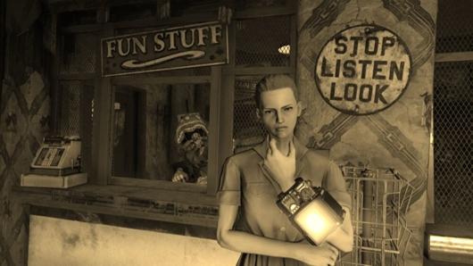 Fallout 76のバークレー・スプリングス駅のマームル