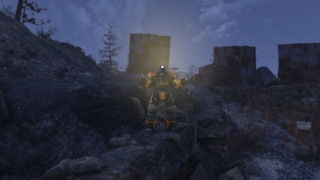 Fallout76のホーンライトの試験場#03