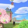 「あつまれ どうぶつの森」イースターイベントの風船