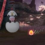 ドラクエ10「キミとランラン春まつり2」のエッグ