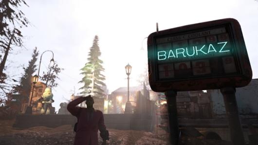 Fallout 76アプデ後の自分のCAMP