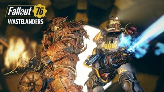 Fallout 76ウェイストランダーストレーラー第2弾
