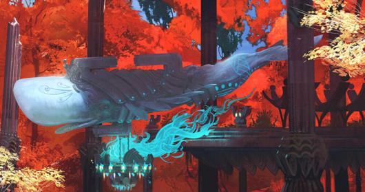 キャンセルされた「ゼルダの伝説」のコンセプトアート「Kindlerfish」