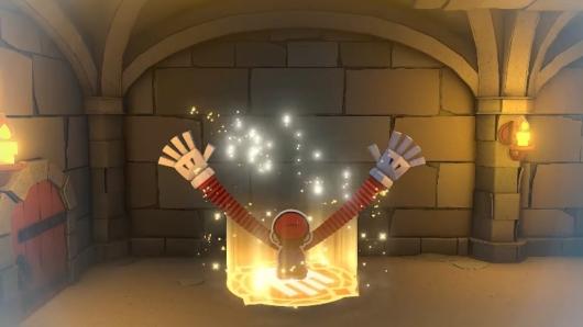 ペーパーマリオ オリガミキングの「カミの手」
