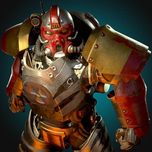 Fallout 76「シークレットサービス・パワーアーマーの新スキン」
