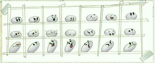 キングテレサが主演のゲームのコンセプトアート