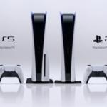 2機種発売されるPS5の本体デザイン