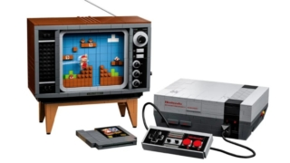 レゴブロック「LEGO Nintendo Entertainment System」のイメージ